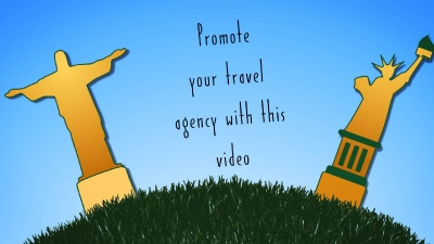 Travel Agency promo video